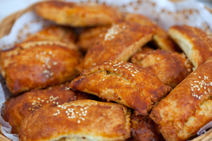 Lunchbox pasties