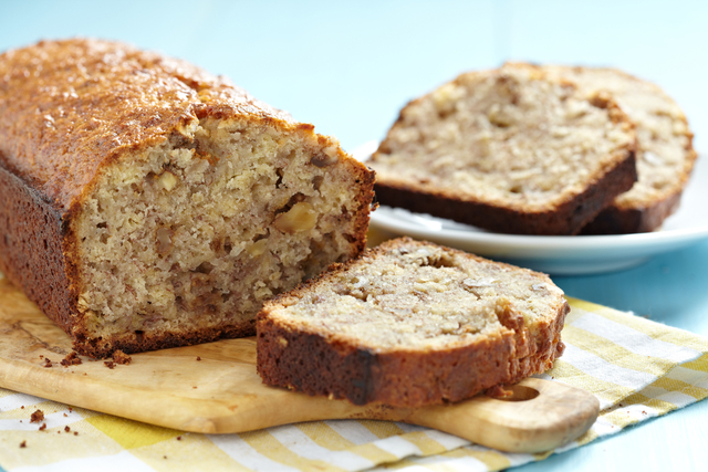Unbelievable banana bread
