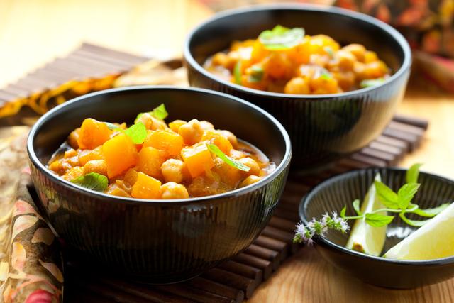 Autumn curry