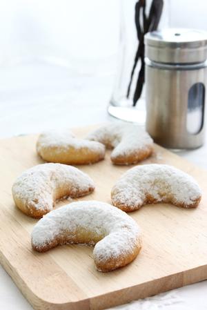 Half moon biscuits