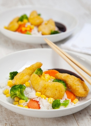 Sweet & Sour Chicken Dippers