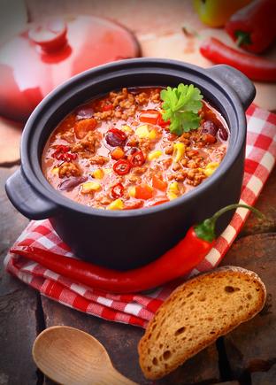 Moroccan chili