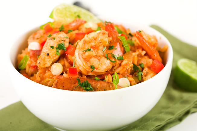 Cajun style stew