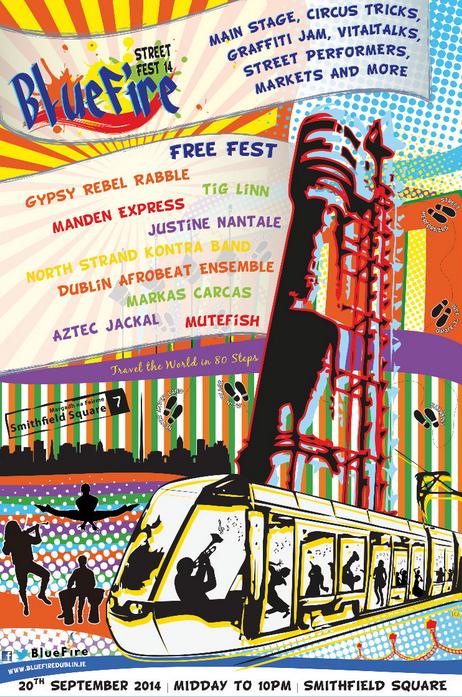BlueFire Street Fest 2014
