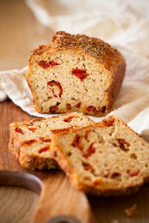 Sundried tomato loaf