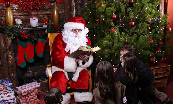 Santa Experience Limerick