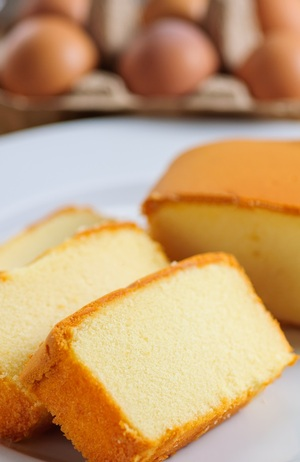 Citrus loaf