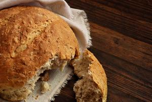 Gluten-free rustic loaf