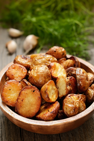 Get ahead roast potatoes
