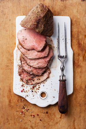 Spiced beef