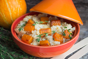 Pumpkin tagine