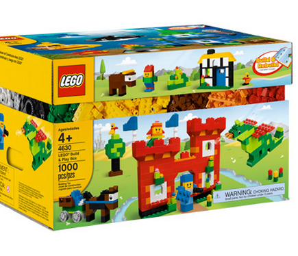 LEGO Build and Play Box