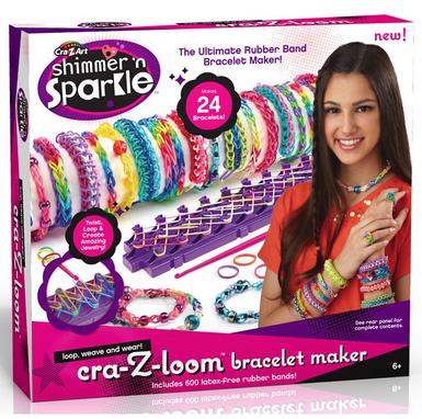 Cra-Z Loom Bracelet Maker