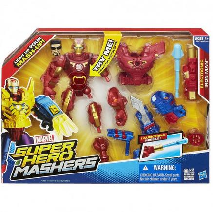 Marvel Superhero Mash Up