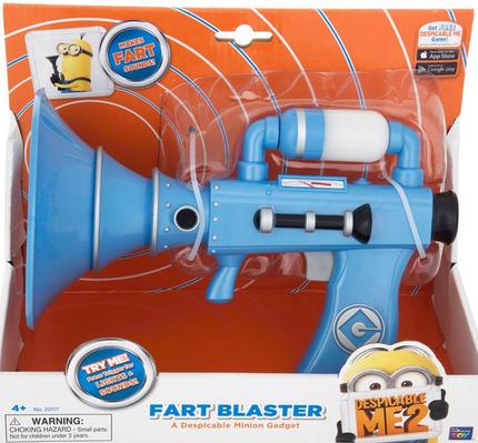 Despicable Me Fart Blaster