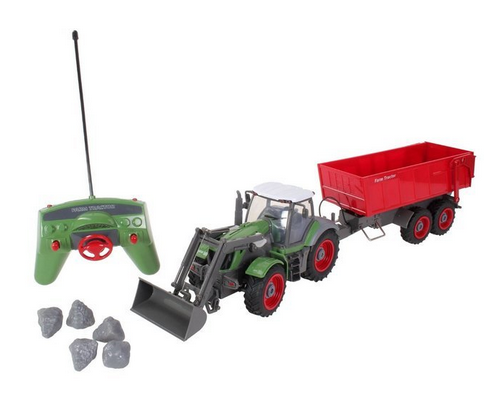 Revell Remote Control Tractor and Trailer