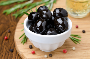Rosemary infused olives