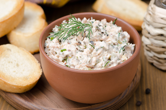 smoked salmon with citrus and dill paté  mummypages