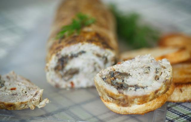 Sausage roll loaf