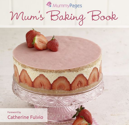 MummyPages Mum's Baking book
