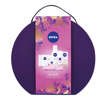 Nivea Simply Beautiful Skin Vanity Case