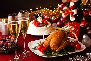 How to enjoy Christmas without piling on the pounds
