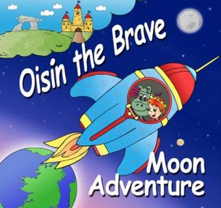 Oisín the Brave Moon by Derek Mulveen and Michelle Melville