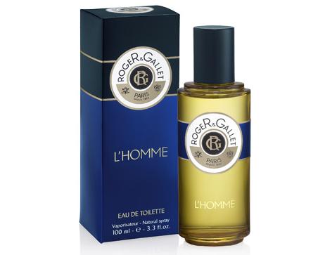 Roger and Gallet L'Homme Eau De Toilette