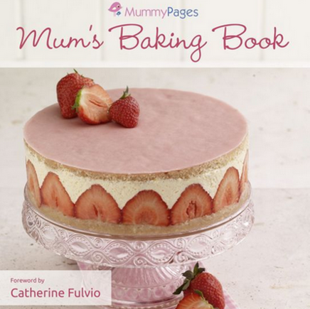 MummyPages Mum's Baking Book