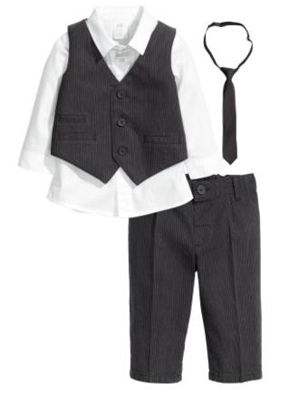 Dressed-up set