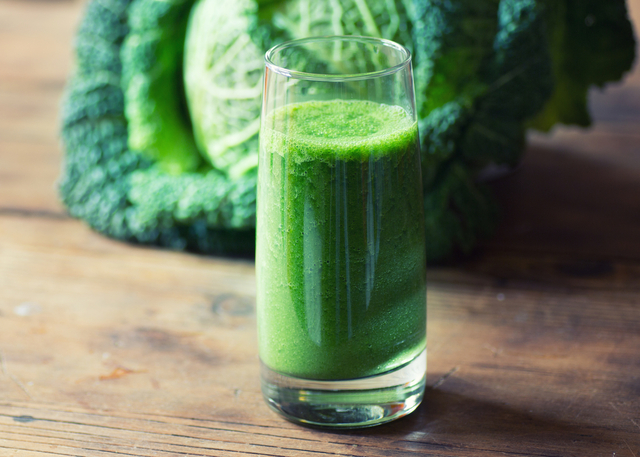 Ultimate green drink smoothie