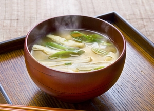 Asian chicken broth