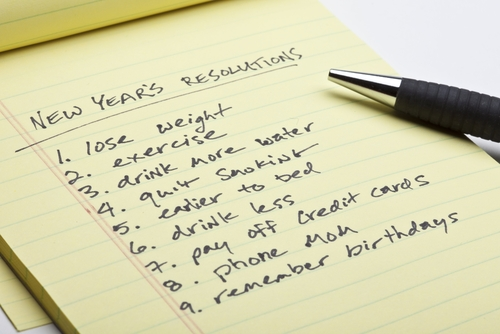 Expectation vs reality: Mum's New Year resolutions
