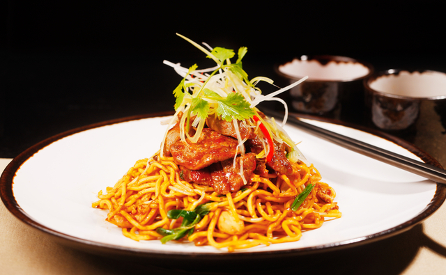 Chinese Szechwan supper