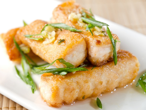 Lemon sole fingers