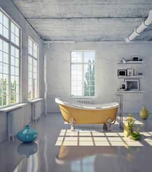 10 ways to make your bathroom look expensive