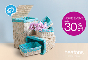 Heatons Spring Home Event Now On