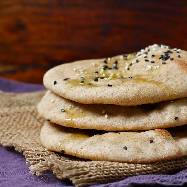Gluten-free seed bread rounds