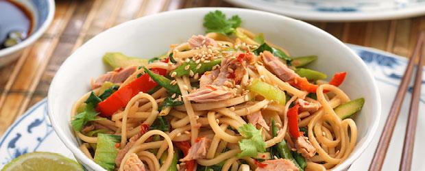 John West Chilli & Garlic Infusions Tuna Stir Fry