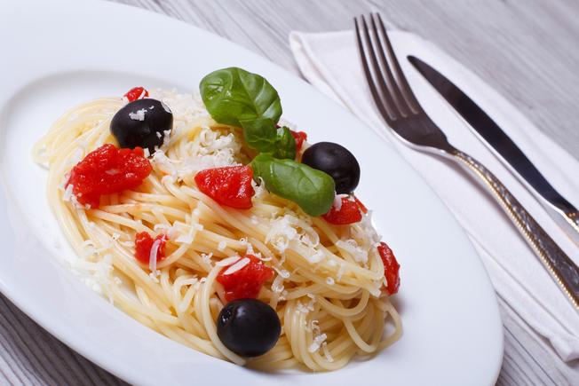 Super spring spaghetti