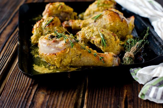 Chicken, fennel and artichoke one pot