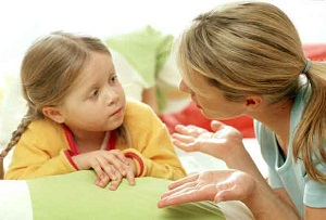 Top tips on being assertive with your child