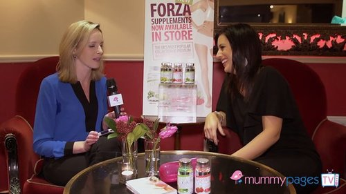 Quick fire round with Lucy Kennedy