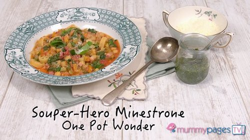 Souper-hero Minestrone