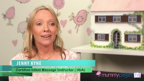 What are the benefits of baby massage for baby?
