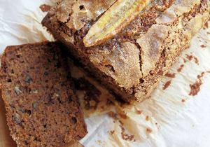 Banana buttermilk bread