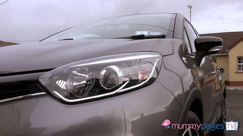 Sarahs experience with the Renault Captur