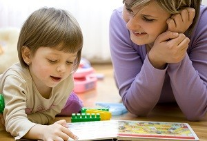 Effects of play therapy on parents