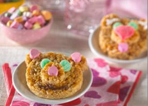 Caramel Teddy Bear Treats