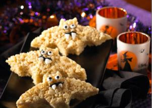 Halloween Bat Treats